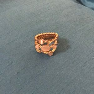 Jewelry - Adjustable gold ring